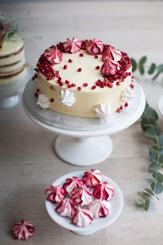 Red velvet cake for Valentines